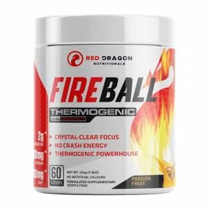 Fireball Pre Workout