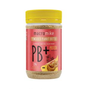 Macro Mike Peanut Butter