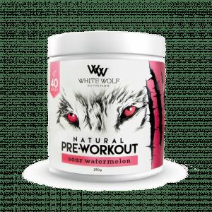 White Wolf Pre Workout