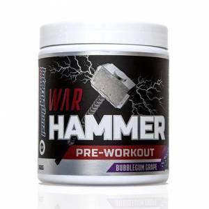 War Hammer Pre Workout