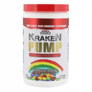 Kraken Pre Workout Pump