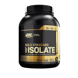 ON Gold Standard Whey Isolate