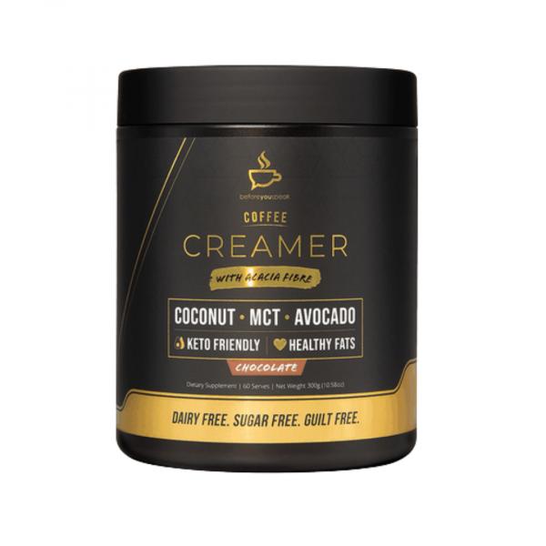Before You Speak Coffee Creamer
