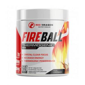 Fireball Fat Burner & Pre Workout