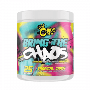 Bring The Chaos Pre Workout