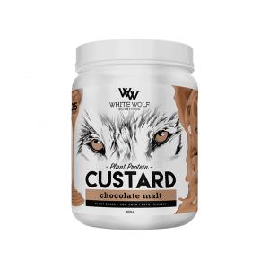 Vegan Custard Powder Protein is Plant Based