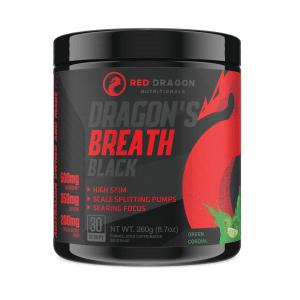 Dragon's Breath Pre Workout