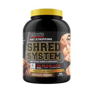 Maxs Shred System