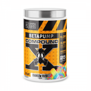 Max's Betapump Compound X
