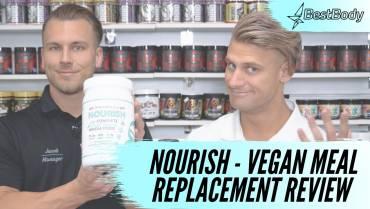 Nourish Vegan Meal Replacement Review
