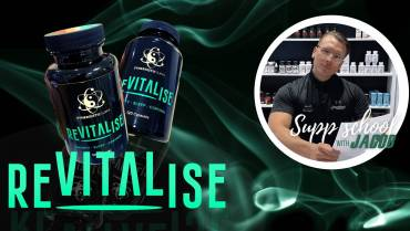 Synergistic Supplements – Revitalise